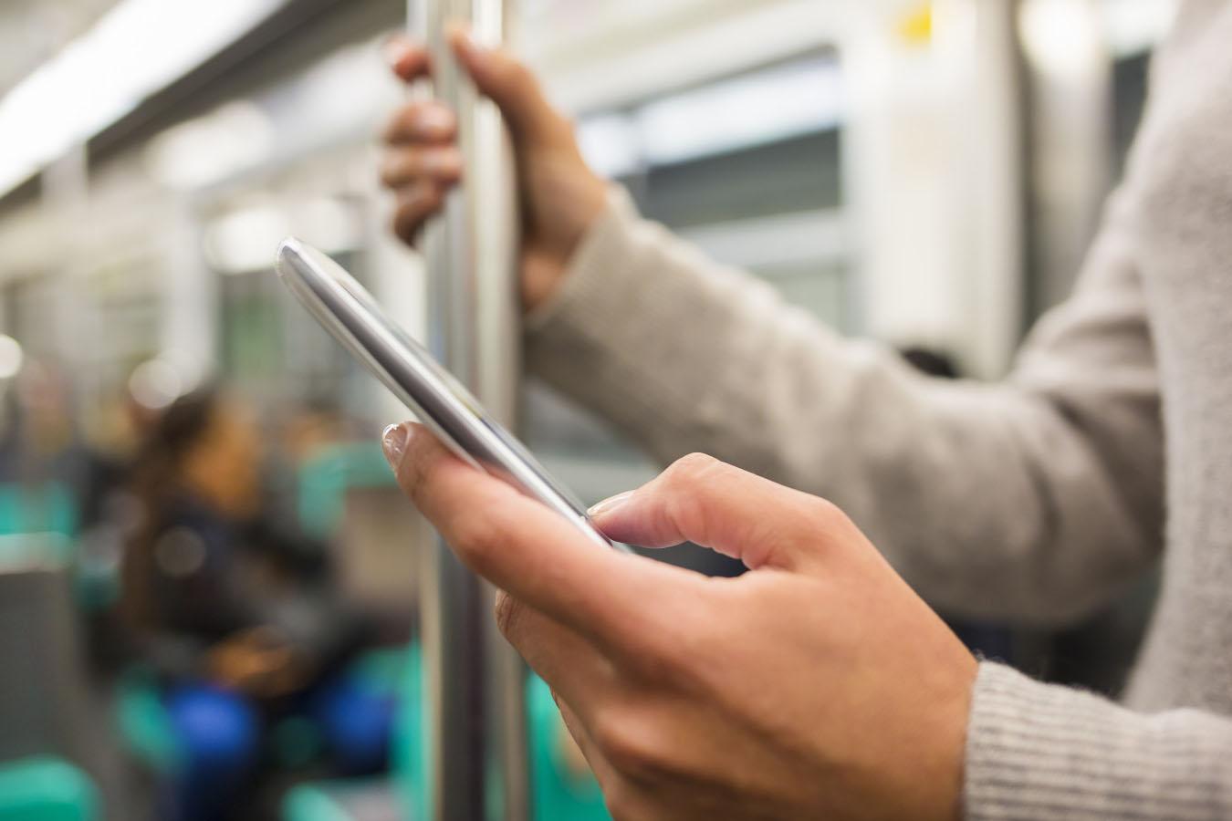 Билайн в три раза увеличил покрытие сети в тоннелях метро Санкт-Петербурга