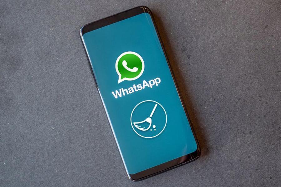 Как очистить память телефона от файлов WhatsApp и отключить автозагрузку медиа-файлов