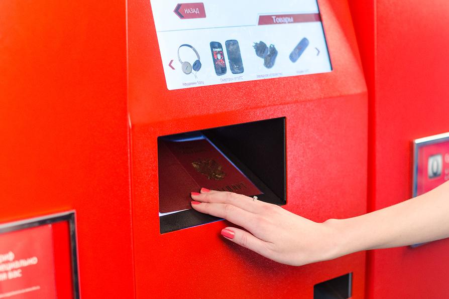 В России скоро появятся симкоматы по продаже SIM-карт
