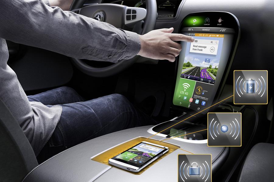 К 2023 году количество подключенных к интернету автомобилей превысит 775 млн