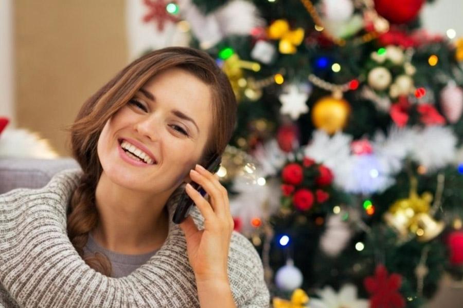 Сотовые операторы подвели итоги работы мобильной сети в дни новогодних праздников