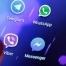 Звонки через мессенджеры стали популярнее в 10 раз