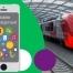 «МегаФон» определил, что влияет на мобильную активность пассажиров МЦК